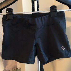 Moving Comfort Compression Shorts